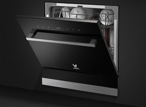 Xiaomi выпускает Yunmi Smart Посудомоечную машину оценена в 1,999 юаней (315 долларов США)
